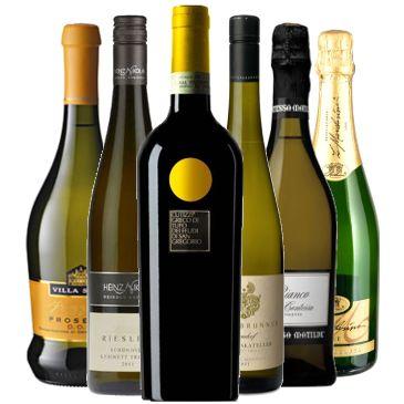 Selezione vini bianchi per l'estate