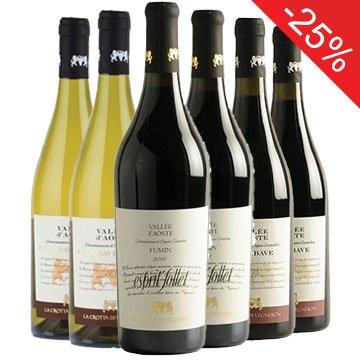 Les vins di vegneron