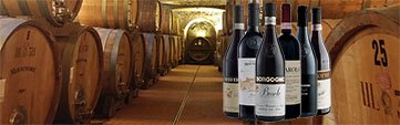 Acquista on line i vini Barolo a prezzo speciale