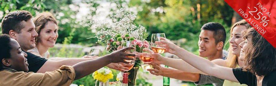 I 10 vini perfetti per il tuo primo weekend d'estate