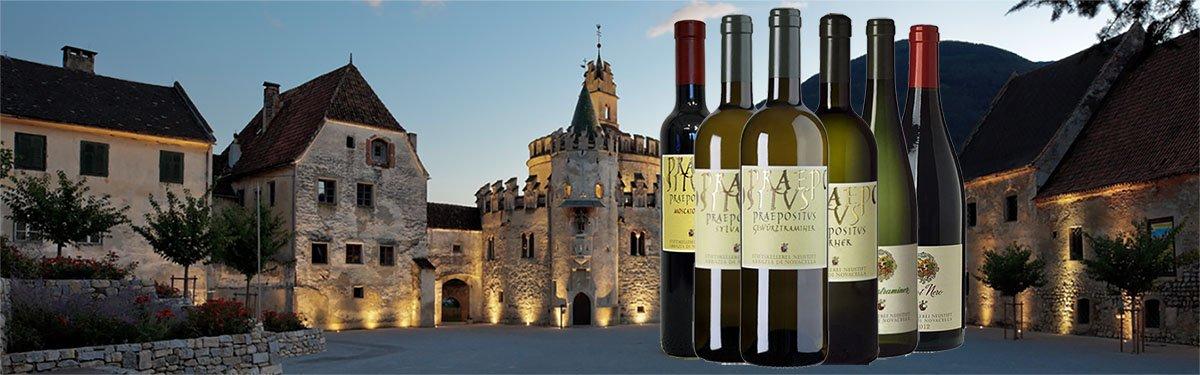 Abbazia di Novacella: vini che sono tesori