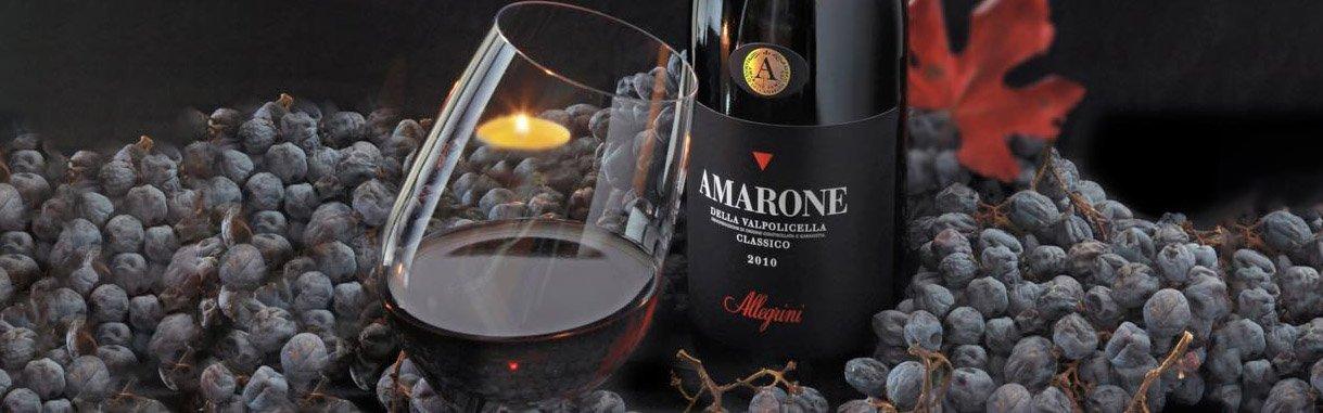 Cantina Allegrini: vini di valpolicella