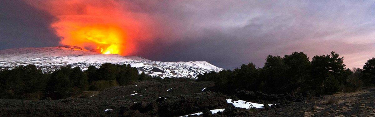 Benanti: nati sul vulcano.