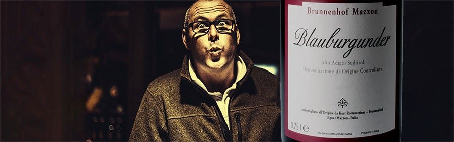 Brunnenhof Mazzon: il mio Pinot Nero