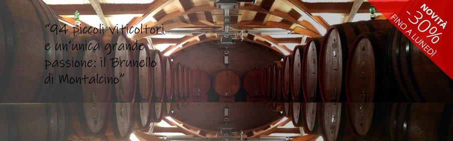 Cantina di Montalcino: passione per il Brunello