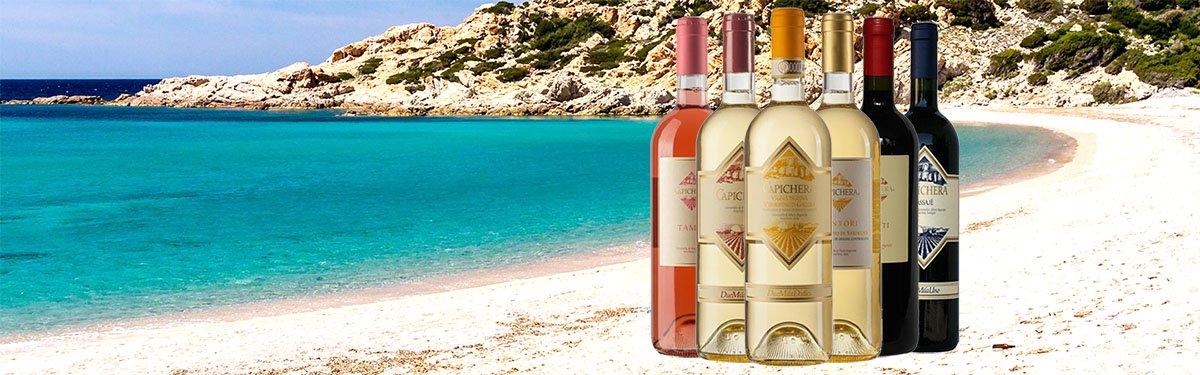 Cantina Capichera: il miglior vino Vermentino di Gallura