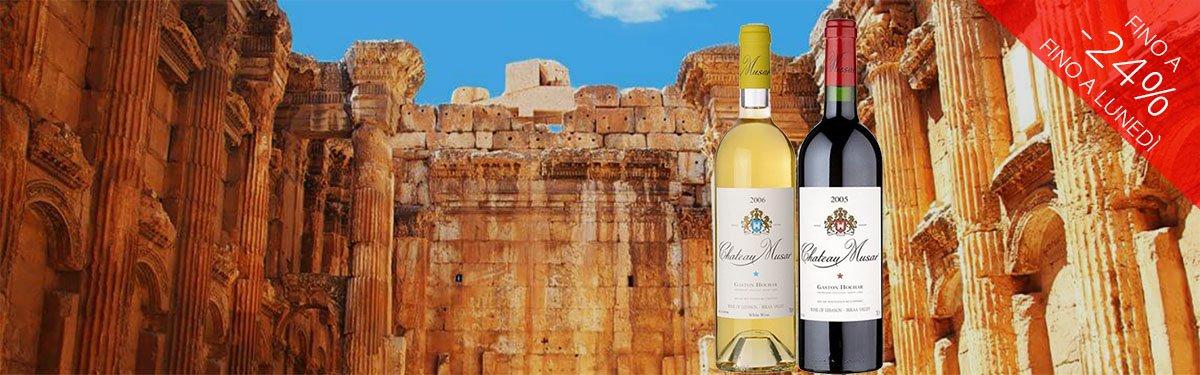 Château Musar: il Libano dell'eccellenza