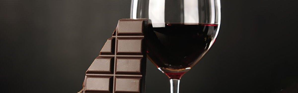 Cioccolato: l'abbinamento più goloso
