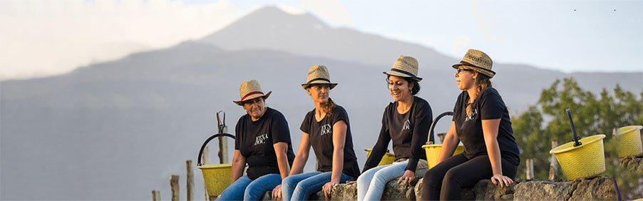 Cottanera: Etna Doc al femminile