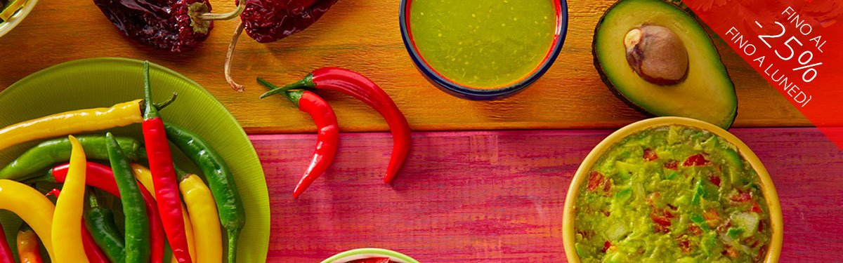 20 vini perfetti con la cucina messicana