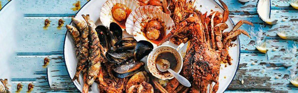 Pesce: i vini per la grigliata di pesce