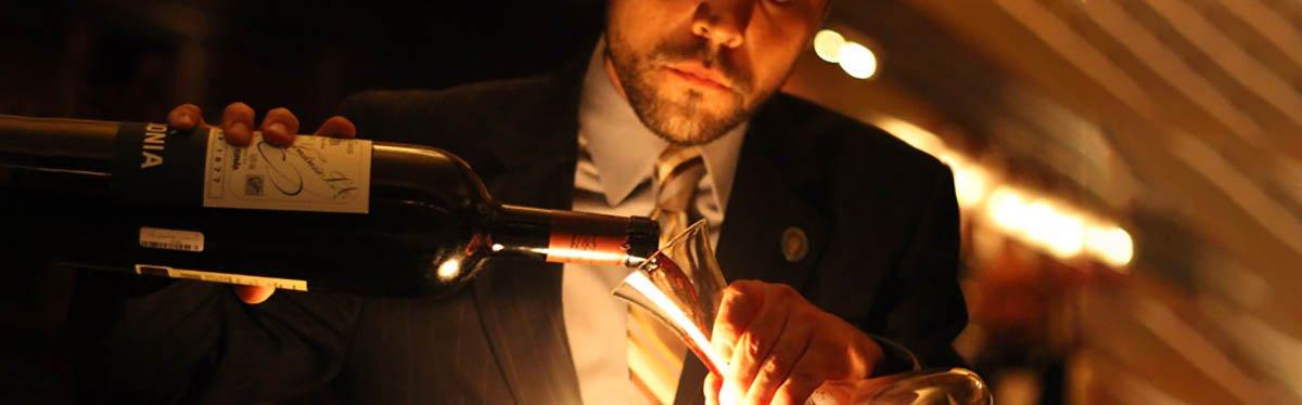 Regali per l'esperto di vini