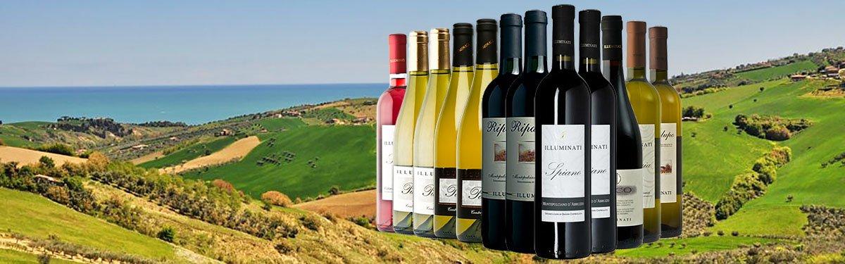 Cantina Illuminati: vini nati nel cuore d'Abruzzo