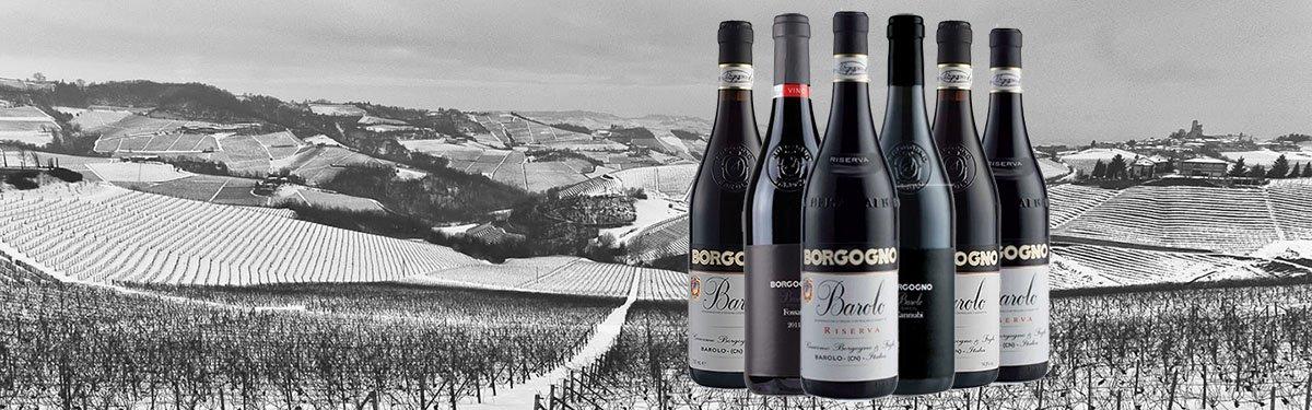 Borgogno: Barolo dal 1861