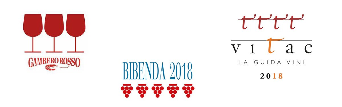 i vini premiati dalle guide italiane del 2018