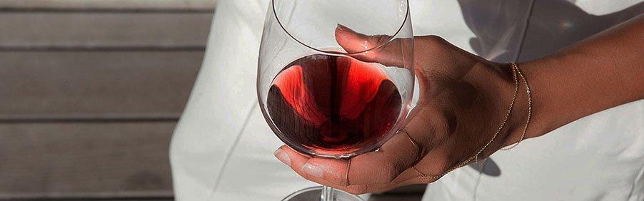 Vini rossi fruttati e freschi