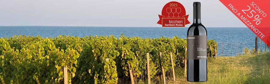 Librandi: Calabria da Tre Bicchieri