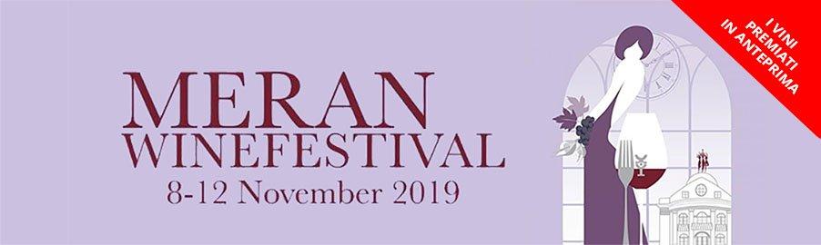 Merano Wine Festival 2019: anteprima dei vini premiati
