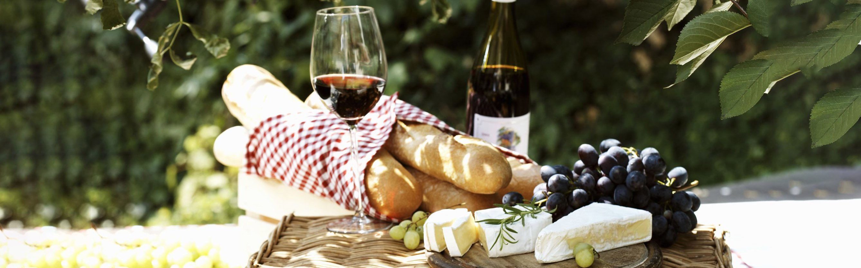 I vini ideali per un picnic gourmet
