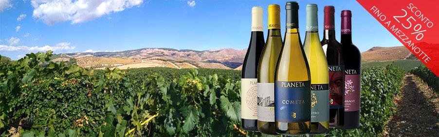 Planeta: grandi vini di Sicilia