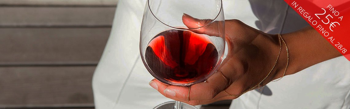 Fai scorta di vini con la promozione estate!