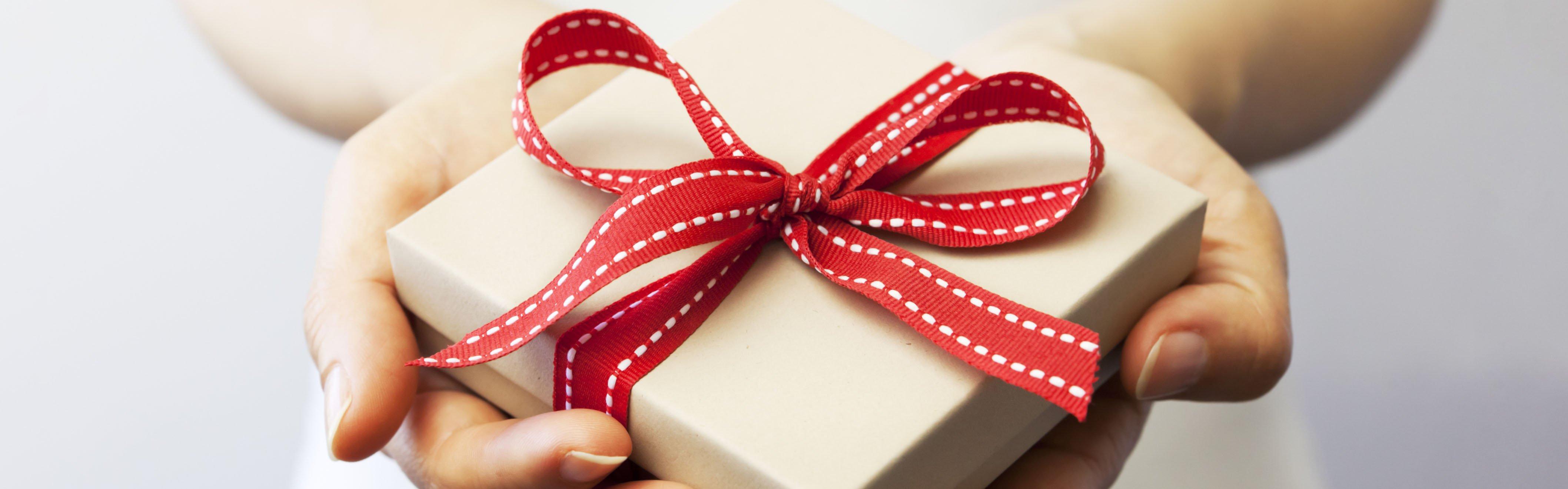 Un regalo per il tuo primo ordine