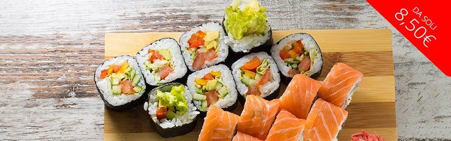 Vino e sushi: un abbinamento che richiede equilibrio