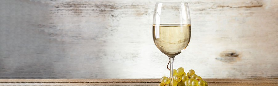 Vini bianchi freschi e fruttati