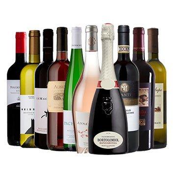 I 10 vini più amati dell'inverno