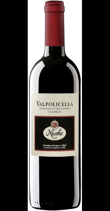 Nicolis Valpolicella Classico 2011 DOC