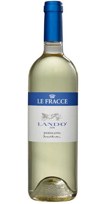 Le Fracce Lando Riesling 2011 Oltrepo Pavese DOC