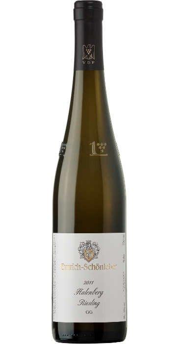 """Emrich-Schönleber Riesling """"Halenberg"""", trocken 2011 Großes Gewächs, Deutscher Qualitätswein"""
