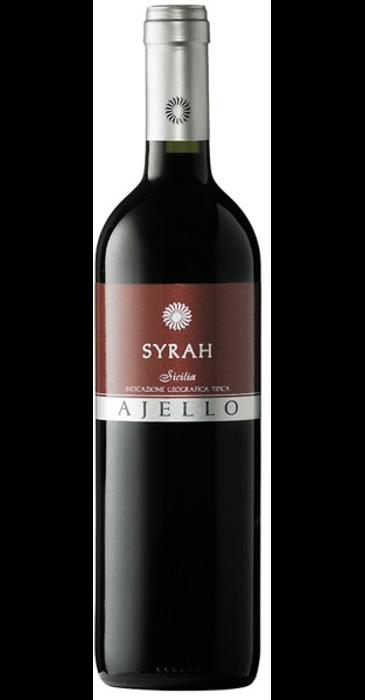Ajello Syrah 2013 Sicilia IGT