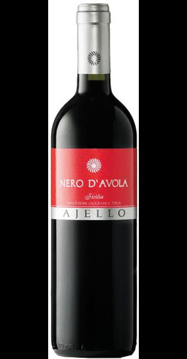 Ajello Nero d'Avola 2013 Sicilia IGT