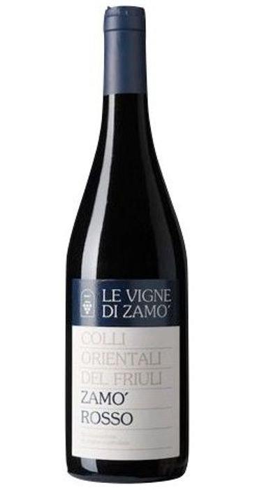Le vigne di Zamò Zamò Rosso 2015 Venezia Giulia DOC