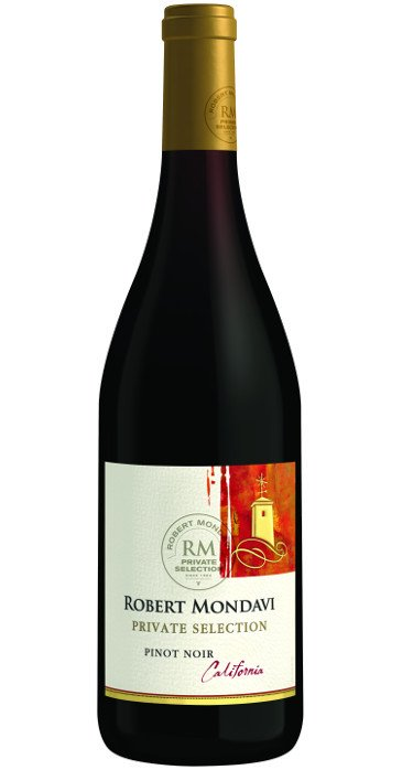 Robert Mondavi Private Selection Pinot Nero 2011 Central Coast