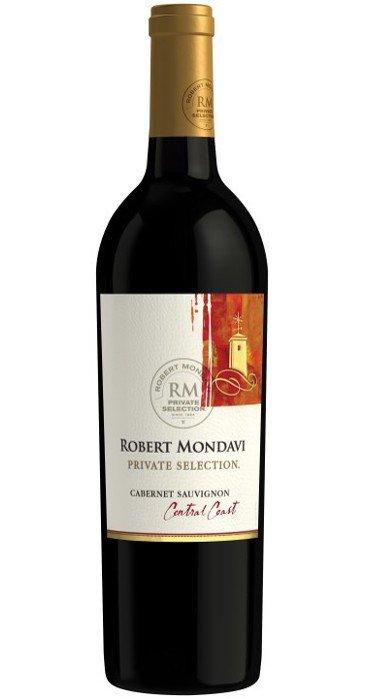Robert Mondavi Private Selection Cabernet Sauvignon 2012 Central Coast