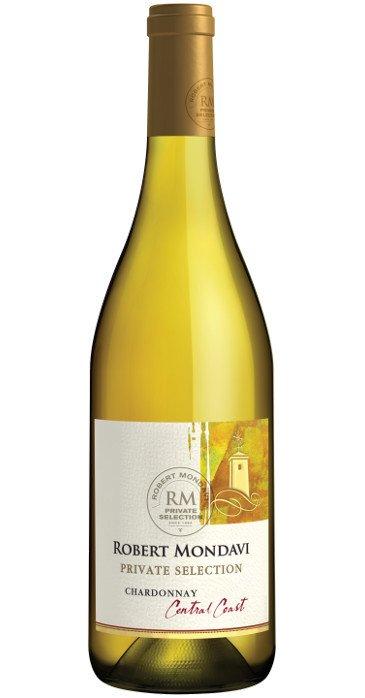 Robert Mondavi Private Selection Chardonnay 2012 Central Coast
