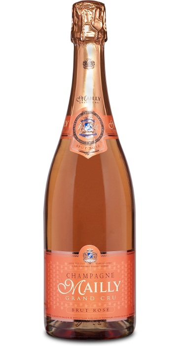 Mailly Champagne Mailly Grand Cru Brut Rosato Champagne Grand Cru
