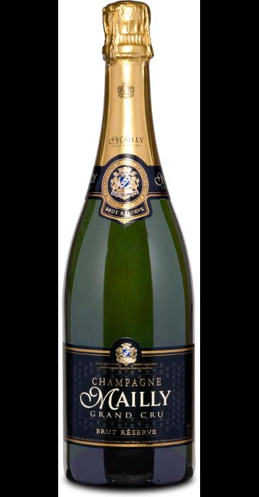Mailly Champagne Mailly Grand Cru Brut Reserve Champagne Grand Cru