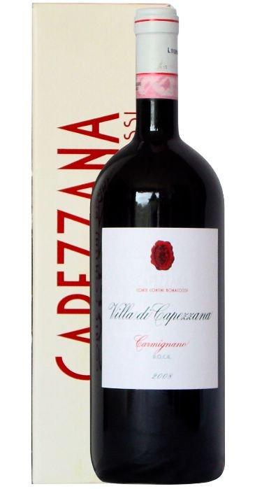 Capezzana Villa di Capezzana Magnum 2009 Carmignano DOCG