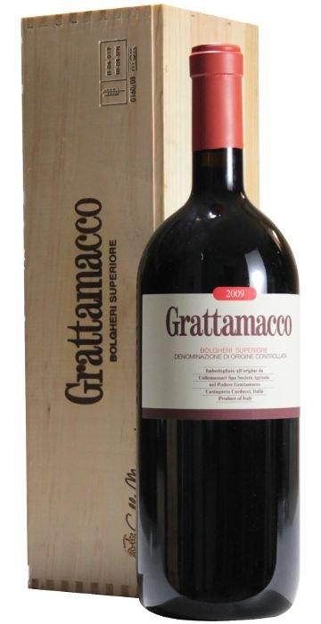 Grattamacco Magnum 2015 Bolgheri Superiore DOC