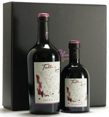 Falesco Tellus confezione duetto 2011 Lazio IGP