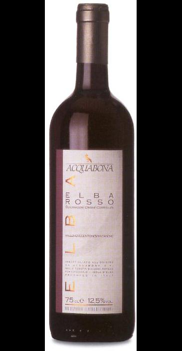Acquabona Elba Rosso 2011 Elba DOC