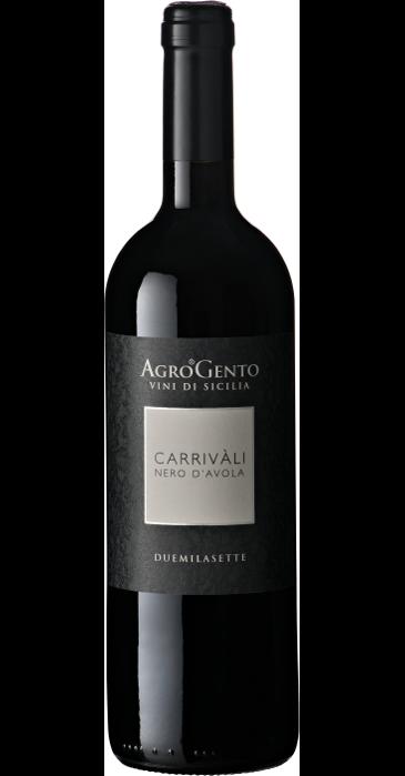 Agrogento Carrivali 2011 Sicilia IGT