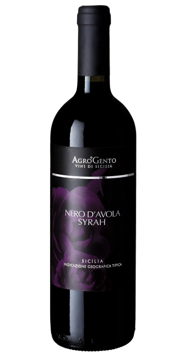 Agrogento Nero D'Avola-Syrah 2011 Sicilia IGT
