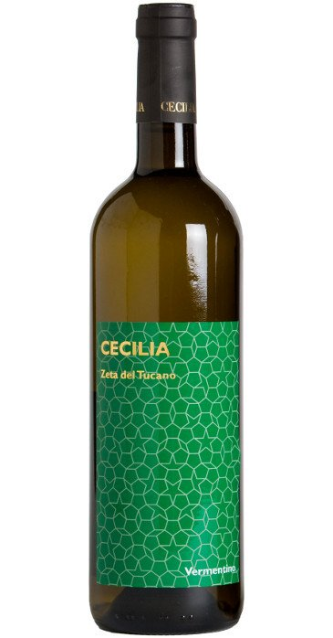 Cecilia Vermentino 2012 Elba DOC