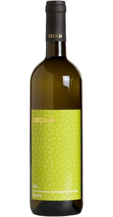 Cecilia Bianco 2012 Elba DOC