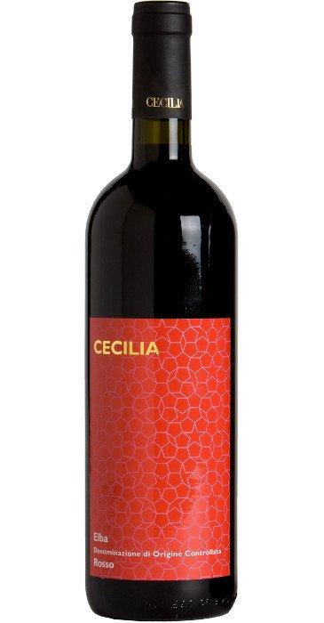 Cecilia Rosso 2012 Elba DOC