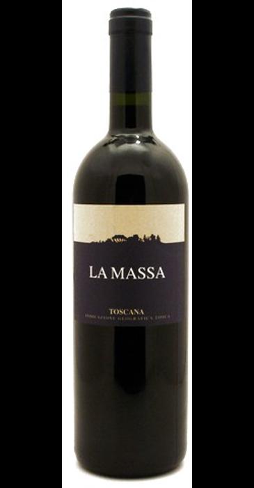 """La Massa """"La Massa"""" Magnum 2009 Toscana IGT"""